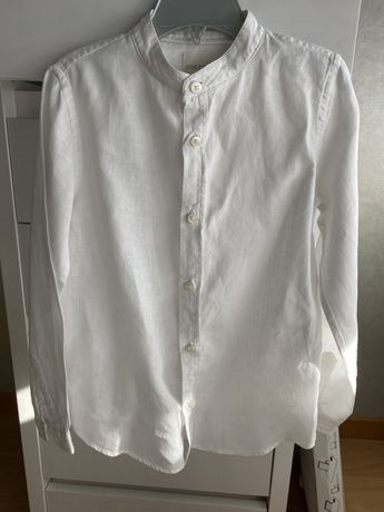 Camisa linho Gocco 7-8