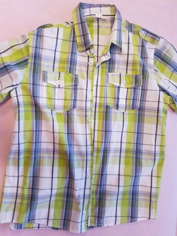 Koszula chłopięca rozm. 158 śliczna