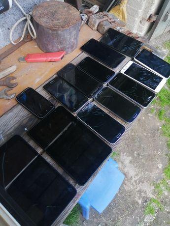 Telefony tablety