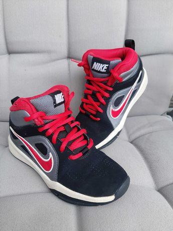 Buty buciki, trzewiki jesienne za kostkę Nike r 30