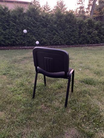 Krzesło czarne
