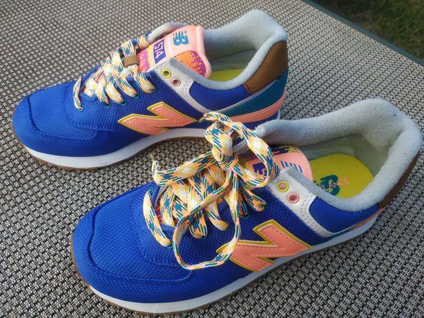 Nowe buty New Balance WL574EXA r. 36,5