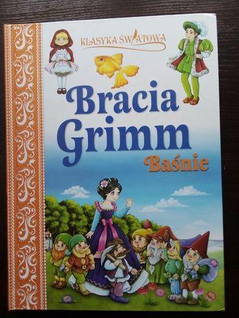 Książka Bracia Grimm Baśnie