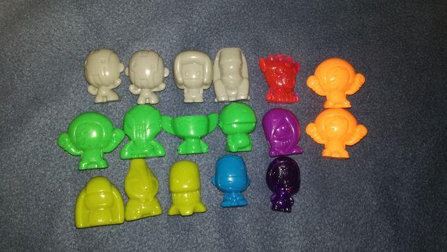 Sprzedam Figurki Gogosy 17 sztuk