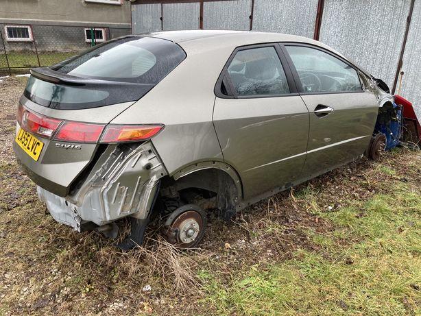 Honda civic ufo w calosci lub na czesci