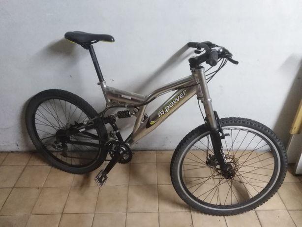 Bicicleta m-power