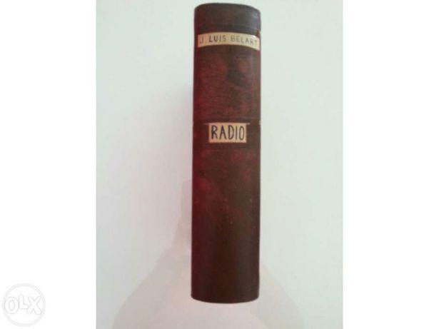 Radio -J. Luis Belart 1 volume 1945