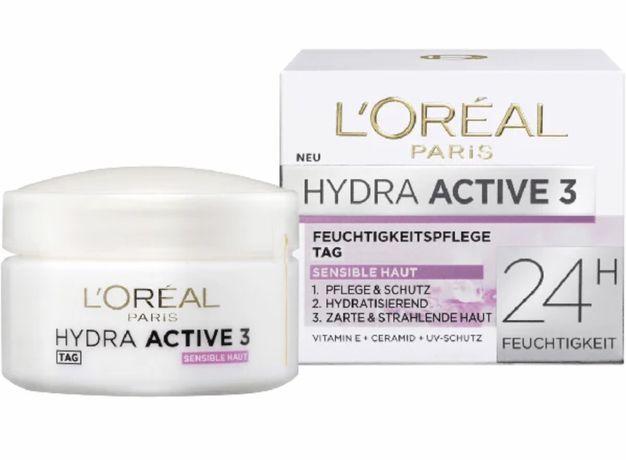 Дневной крем Loreal hydra active 50 ml