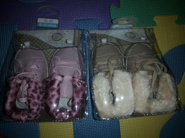Sapato bebé únicos