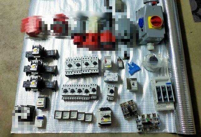 Części do maszyn przemysłowych SPRZEDAM lub ZAMIENIE