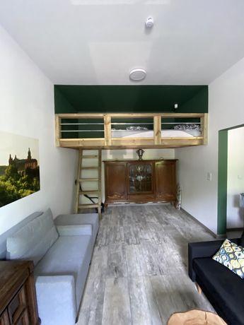 Apartament, noclegi dla 5 osób blisko zamku Ksiaż oraz Toyoty