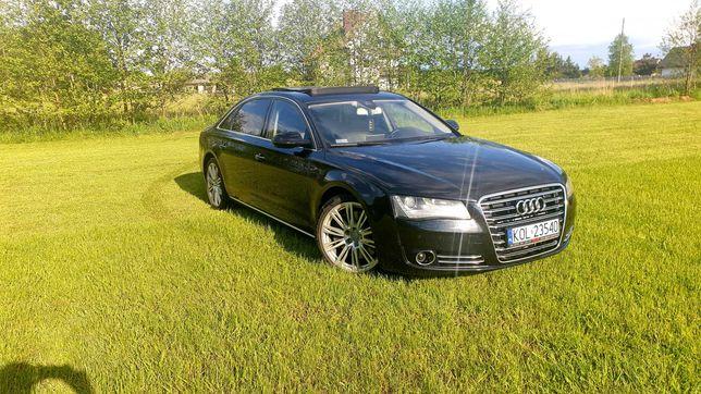 *Auto do ślubu Audi A8 D4 LONG ślub* Wynajem Limuzyna