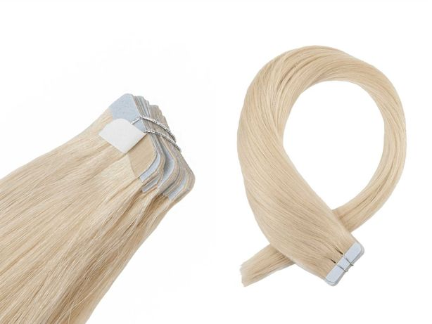 Włosy słowiańskie 50cm besthair 14 kanapek