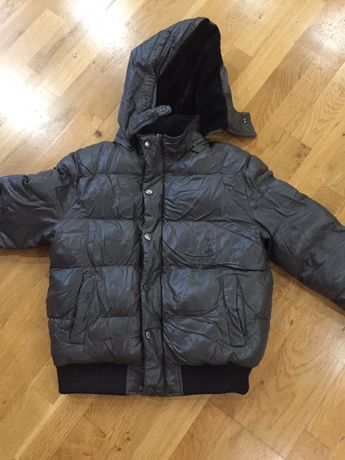 Продам зимову курточку на хлопчика