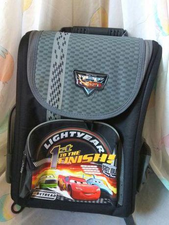 Рюкзак новый с Тачками