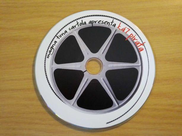 CD - Magna Tuna Cartola - Ka7 Pirata - 2006
