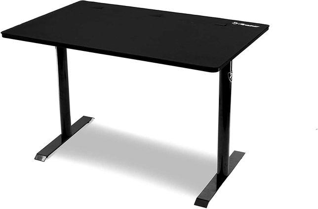 Arozzi Arena Leggero biurko gaming czarne stan Bdb