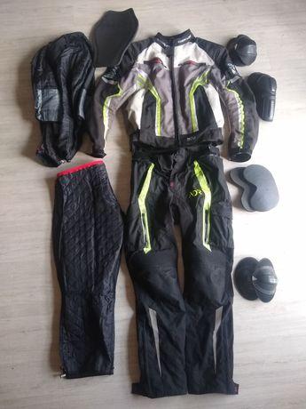 Kombinezon motocyklowy adrenaline XL