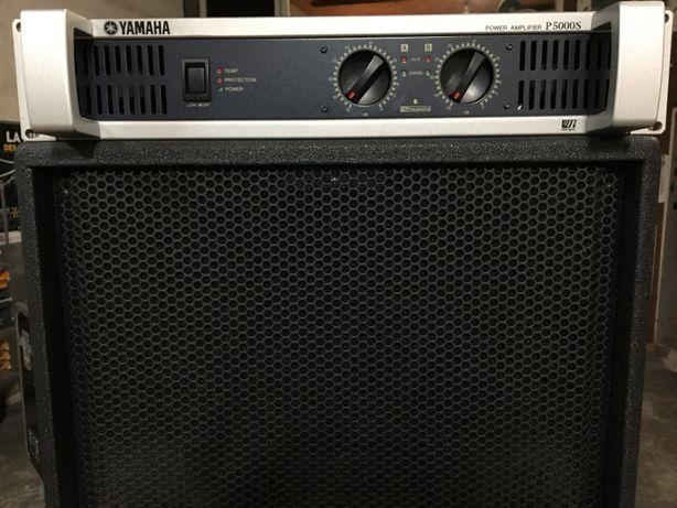 Акустические колонки Yamaha C115V