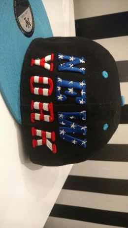 Czapka Snapback New York fulcap Hip Hop Fashion