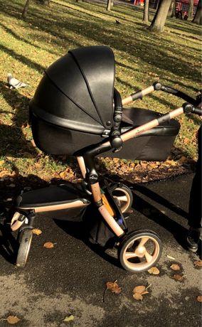 Візочок дитячий коляска Mima xari 2 в 1