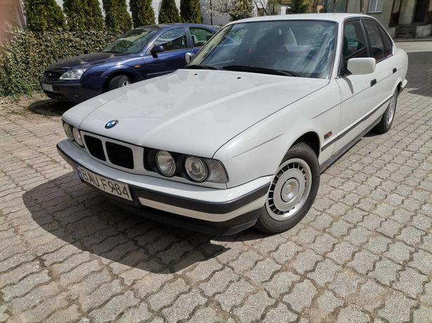Samochód osobowy BMW 525 TD E34, 1994