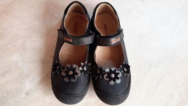 Кожаные туфли Beppi 29р,19 см, 300гр.