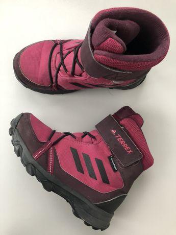 Детские ботинки сапожки 31р Adidas terrex snow