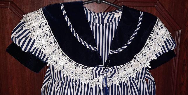 Нарядное платье на утренник