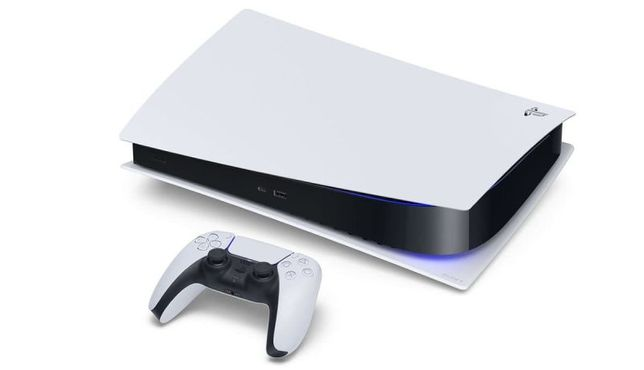 Playstation 5 Digital (825GB SSD)
