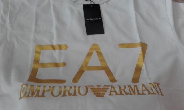 Koszulka EA7 Emporio ARMANI ROZMIAR L