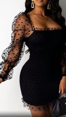 Sukienka Lou Louboutin Louis Vuitton christian Louobutin m L 38 40