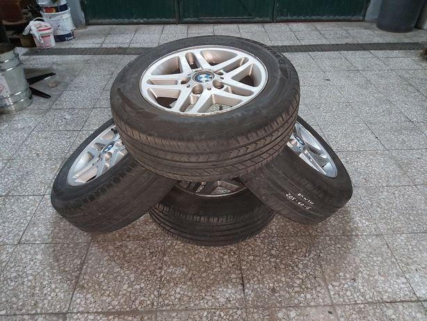 JantesBMW com pneus