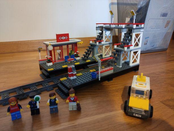 Lego city peron 7937