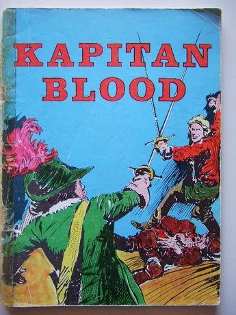 "Komiks ""Kapitan Blood"""