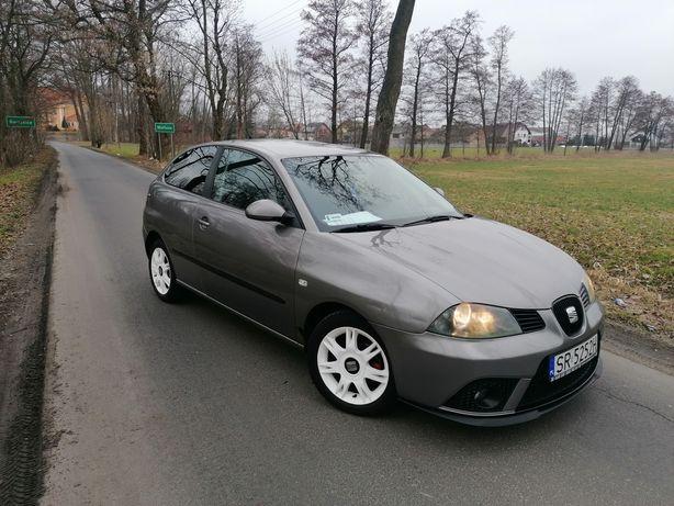 Seat Ibiza 1.4 16v climatronic 2003r zamiana