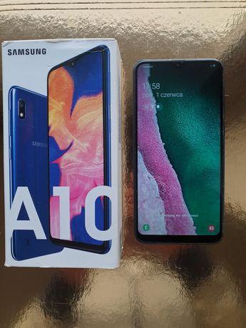 Samsung Galaxy A10 na gwarancji