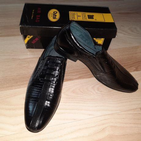 Туфли мокасины Турция  , р.31 новые  кожа .