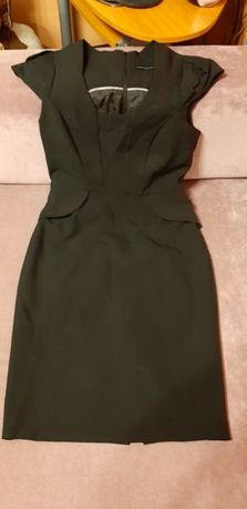 Czarna sukienka Dorothy Perkins 40 rozm.