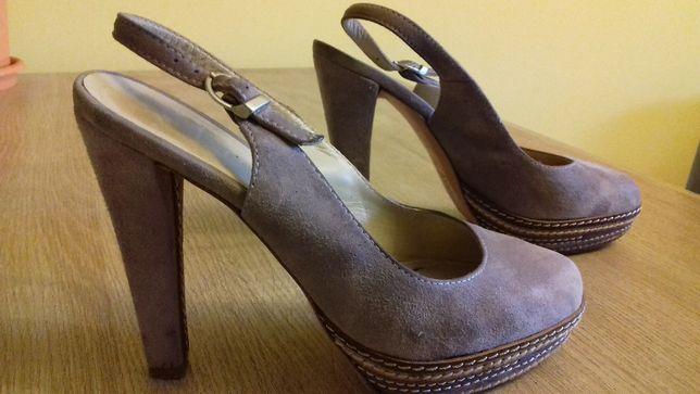 okazja oryginalne buty włoskie firmy Deni Cler