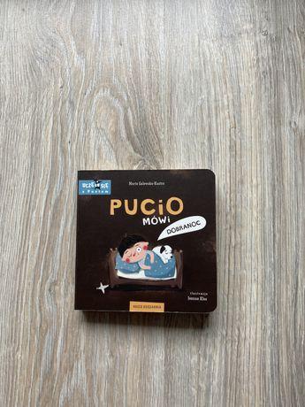 PUCIO - książeczki dla dzieci 2szt (gratis 6 naklejek Gang Swojaków)