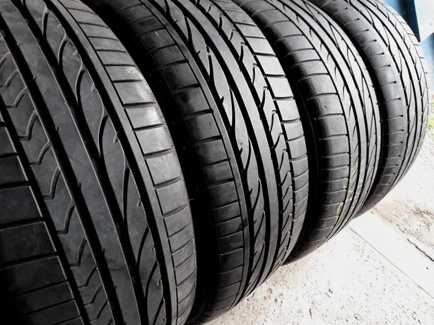 Шины резина б/у Лето! 205/45R17 Bridgestone Potenza RE050A