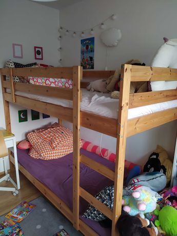 Łóżko piętrowe Ikea za darmo