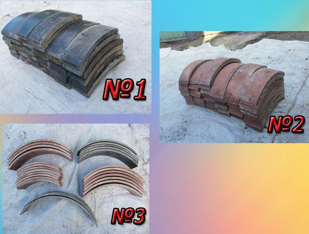 Накладки на тормозные колодки а/м. ГАЗ/ЗИЛ -разные СССР (новые).