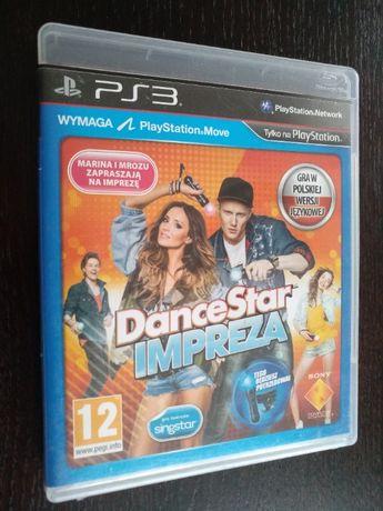 Gra PS3 Dance Star Impreza PL | U mnie Playstation, Move, Farming, NFS