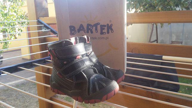 Buciki buty trzewiki Bartek rozm. 23