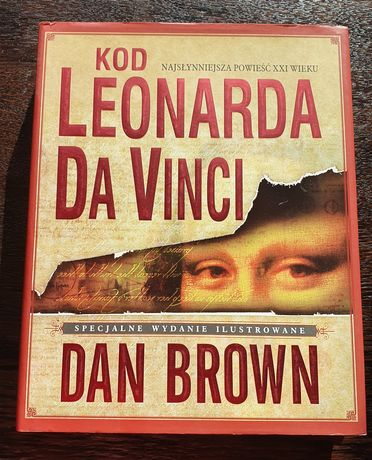Kod Leonarda Da Vinci D.Brown