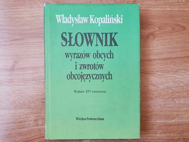 Słownik wyrazów obcych i zwrotów obcojęzycznych, Władysław Kopaliński
