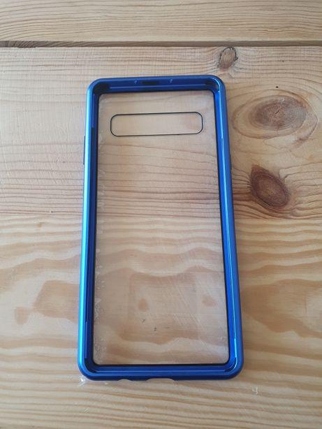 Etui obudowa magnetyczna Samsung Galaxy S10 Plus