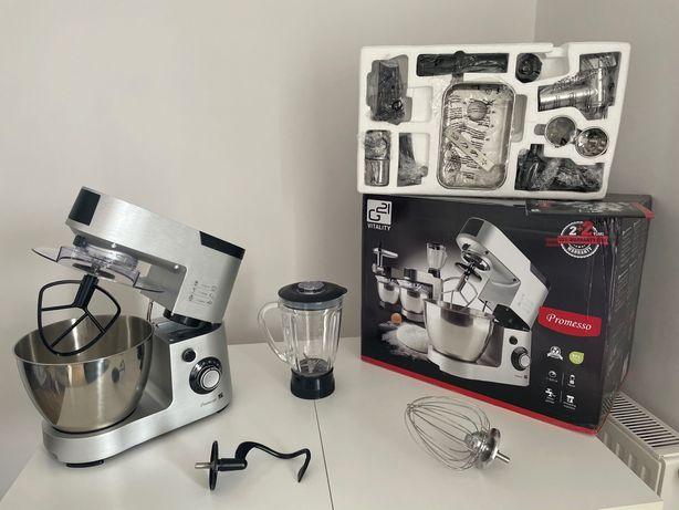 Robot kuchenny mikser G21 Promesso zestaw NOWY nieużywany OUTLET
